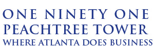 One Ninety One Peachtree Tower