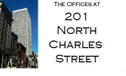 201 North Charles Logo