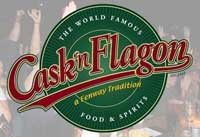 Cask'n Flagon Logo