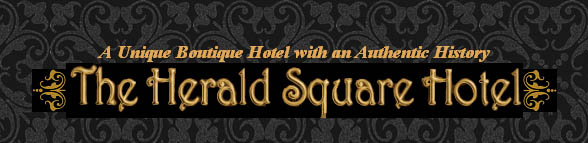 Herald Square Hotel Parking