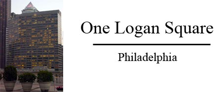 One Logan Square Logo