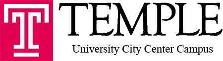 Temple University Center City Campus Logo