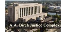A.A. Birch Justice Complex parking