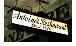 Antoine's Logo
