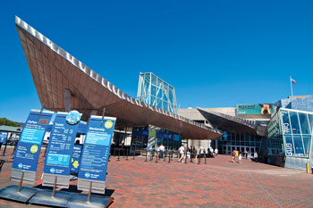 New England Aquarium Parking
