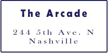 The Arcade nashville parking