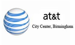AT&T Building City Center Logo