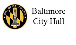Baltimore City Hall Logo