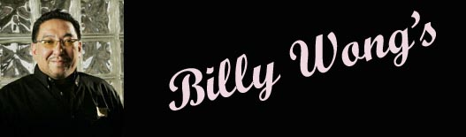 Billy Wong's Logo