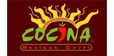 Cocina Mexican Grill nashville parking