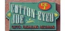 Cotton Eyed Joe's nashville parking