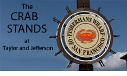 Crab Stands Logo