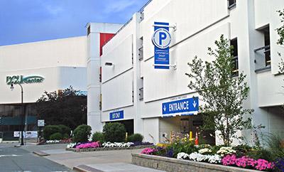 Dcu Center Parking