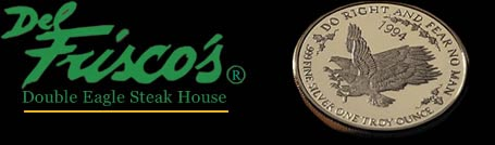 Del Frisco's Double Eagle Steakhouse Logo