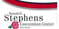 Donald E.Stevens Convention Center chicago rosemont parking