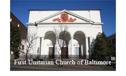First Unitarian Church Logo