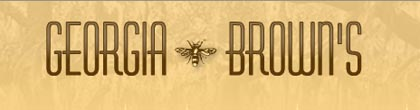 Georgia Brown's Logo
