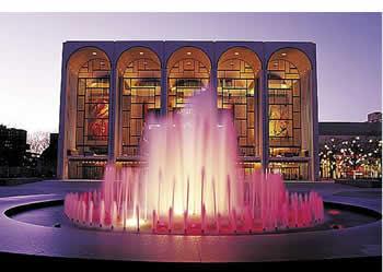 Metropolitan Opera Parking NYC
