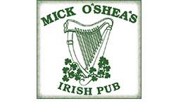Mick O'Sheas Logo