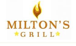 Milton's Grill Logo