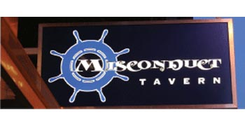 Misconduct Tavern Logo