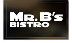 Mr. B's Bistro Logo