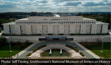Smithsonian National Museum Of American History Parking