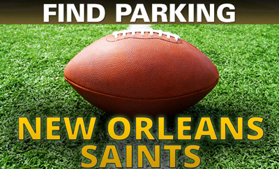 New Orleans Saints Season Parking