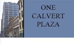 One Calvert Plaza Logo