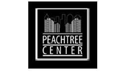 Peachtree Center Logo