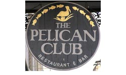 The Pelican Club Logo