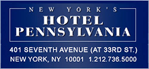 Pennsylvania Hotel Parking NYC