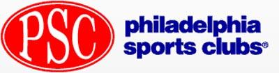 Philadelphia Sports Club Logo
