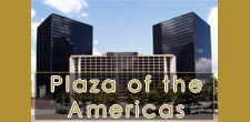 The Plaza of the Americas  dallas parking