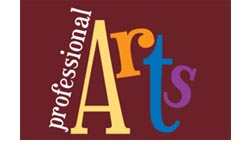 Professional Arts Building Apartments Logo