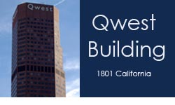 Qwest Building Logo