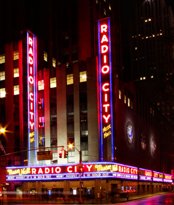 Radio City Music Hall Logo