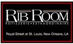 The Rib Room at the Omni Royal Orleans Logo