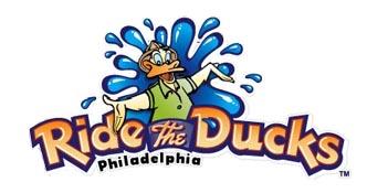Ride the Ducks Philadelphia Logo