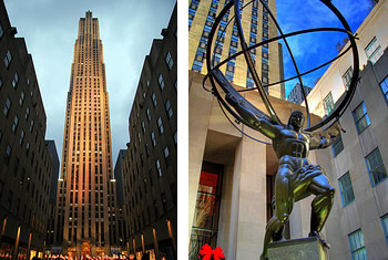 Rockefeller Center Parking