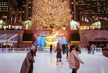 The Ice Rink at Rockefeller Center Parking