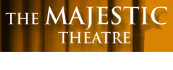 The Majestic Theatre Logo