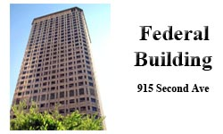 Seattle Federal Building Logo
