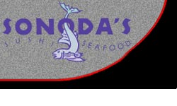 Sonoda's Sushi Restaurant Logo