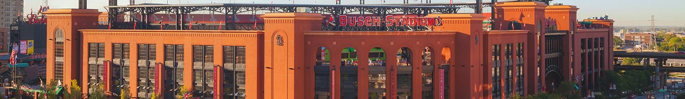 St Louis Busch Stadium