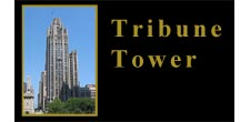 Tribune Tower chicago parking