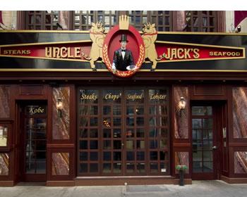Uncle Jacks Midtown Restaurant Parking