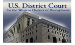 Federal Court House / District Courts of Western PA Logo