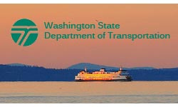 Washington State Ferry Terminal Logo
