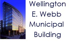 Wellington E. Webb Municipal Building Logo